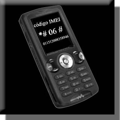 codigo celular: