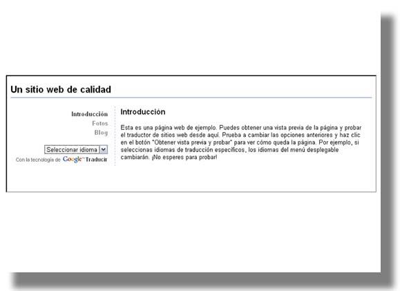Google Traduce Textos Mientras el Usuario los Escribe