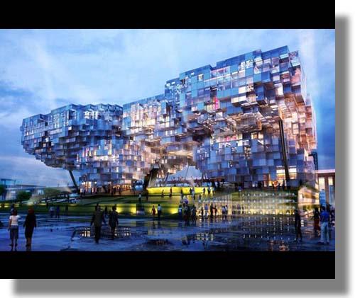 Nube Digital Destacaría en Londres para los Juegos Olímpicos del 2012