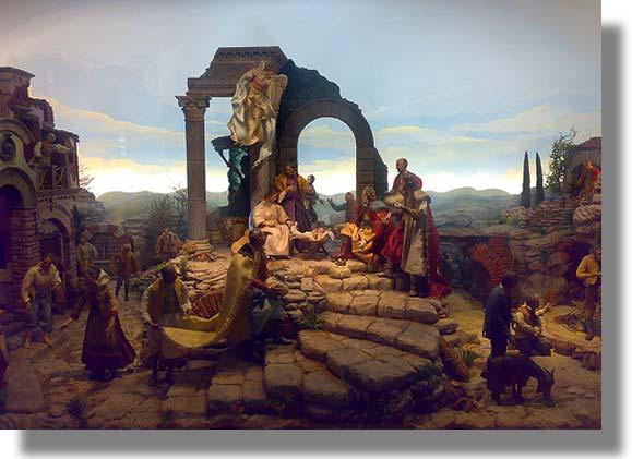 Historia y Nacimiento de Jesús