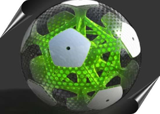 El Futbol del Futuro Nuevo Balon