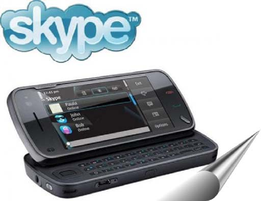 Skype Disponible en Celulares