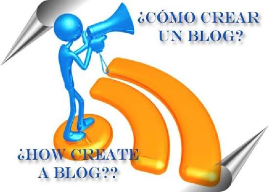 tener un blog
