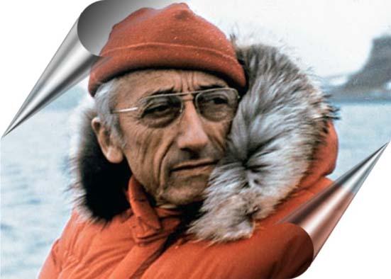 Nacimiento de Jacques Cousteau Legendario Explorador de los Mares