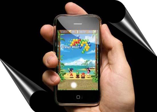 Peruanos hacen Juegos para Iphone y Facebook