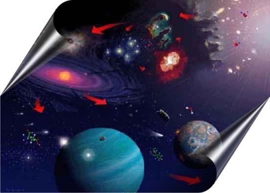 Lugares del Universo Donde Podría Haber Vida Extraterrestre