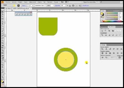 Como Recortar en Illustrator
