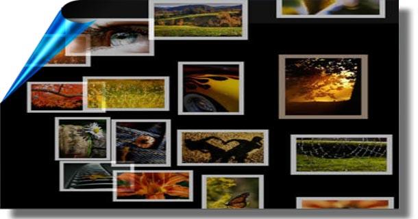 galeria fotos en flash