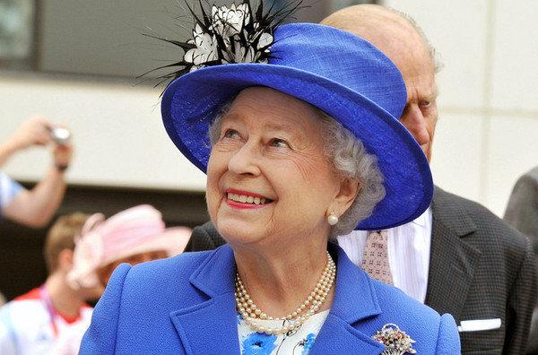 La Reina Elizabeth