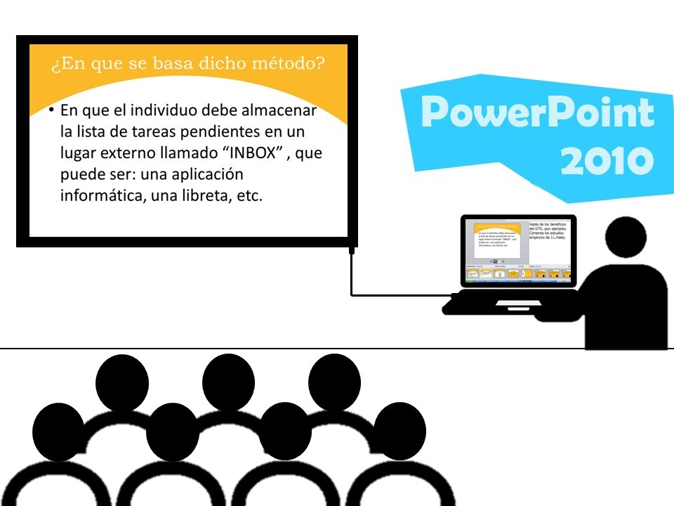 vista moderador power point