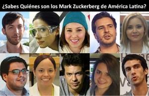 Sabes Quiénes son los Mark Zuckerberg de América Latina