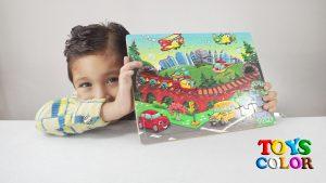 Videos Infantiles Educativos Rompecabezas - Videos Educativos para Niños - How To Make Rompecabezas