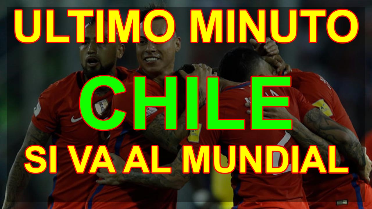 ULTIMO MINUTO CHILE