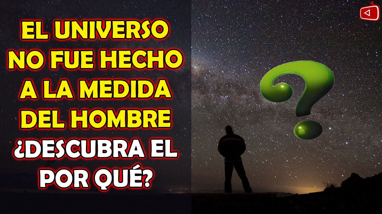 INCREIBLE LO QUE NO IMAGINABAS DEL UNIVERSO A ESCALA